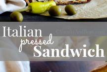 Sandwiches recipes