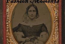 Fashion Moments / A series of articles written about fashion trends from the age of photography.