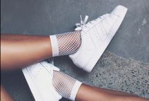Shoes with Socks