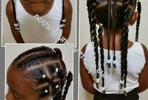 little girl hairstyle's