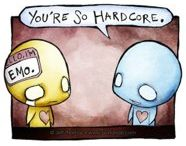 Pon & Zi; LOVE these cartoons. / by Janet@FromCupcakesToCaviar <3
