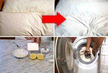 Lavar almohada