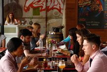 Philly restaurants / by Leah Vautrot