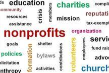Non-Profits, NPO, NGO, Not for Profit