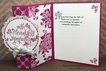 Fancy folds cards