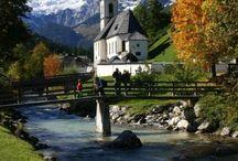 Gorgeous Mountain Places