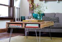 DIY Pallet & Beam