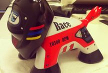 LEO 8inch Custom - James Hunt / LEO 8inch Custom - James Hunt