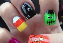 Nails - Halloween