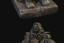 Sculpture & Ornamental (3D)