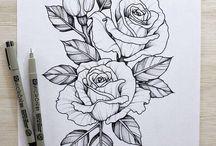 Desenho tattoo