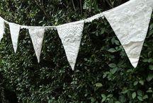 Wedding decor ideas / by Frances Jennings