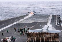 Aircraft Carrier USS GW Bush