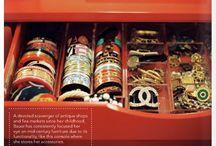 Organization. / by Jen Ballou