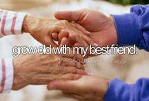 bucket list friends