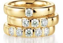 Beautiful wedding rings <3