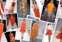 2013 Spring Summer: Orange