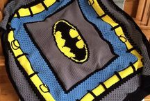 Crochet boys blankets