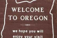 Oregon--My Current Home