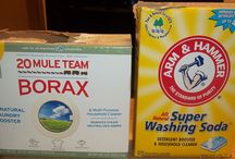 DIY Household Cleaners / by AcadianaThrifty