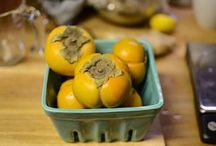 persimmons / by Wildcraft Vita