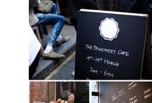 Kafé-butikk-design