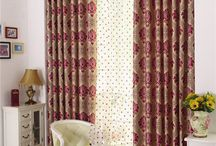 Modern Woven Jacquard Blackout Patterned Curtains / http://www.pluscurtains.com/product/modern-woven-jacquard-blackout-grommet-patterned-curtains