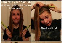 Hair styles / I love doing my hair