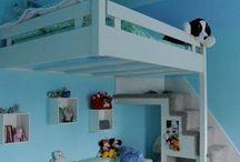 kamer decoratie