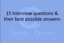 Interview Questions / Typical answers of interview questions...