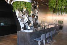 Área Gourmet / Ideias, dicas, truques, organização, decoração e soluções práticas para áreas gourmet