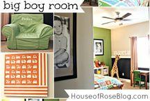 Kids Bedroom/Playroom