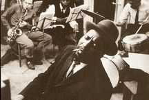 Vintage Pictures of Jazz Musicians