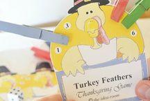 Thanksgiving - kids