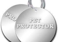 Pet Protector / Pet Protector, repels Fleas, Ticks, Mosquitoes, and other Parasites, without any harmful chemicals! GOOD FOR4 YEARS! 100% CHEMICAL FREE