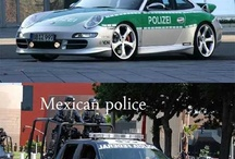Police Cars From Around The World