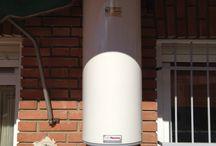 Calderas de Gas / Empresa especializada en la instalacion de calderas, calentadores y termos.