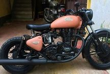 Royal enfield CUSTOMS
