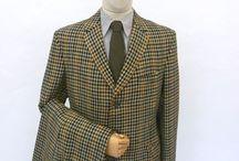 Mens Vintage - Spiffing & Co / Vintage Fashion - Spiffing & Co
