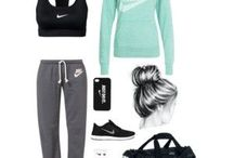 Exercise Outfits