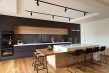 Μοντέρνες κουζίνες / Κουζίνες  αποθηκευτικοί χώροι