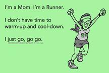 Just keep running