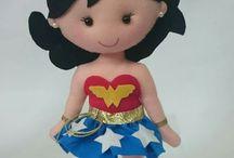 ~*Super Heroínas*~