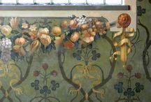 Роспись стен / Роспись, живопись, фрески