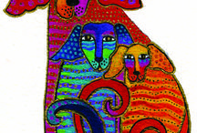 Artist Laurel Burch