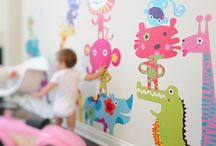 Elibellee's Circus nursery