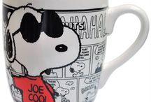 Coffee / A selection of coffee mugs, coffee related decor and accessories