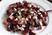 recept - saláta