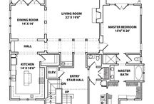 House plans / by Julie Coffman-Forton