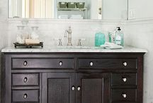 Budget Bathrooms / On a budget? Check out some of these inspirations.